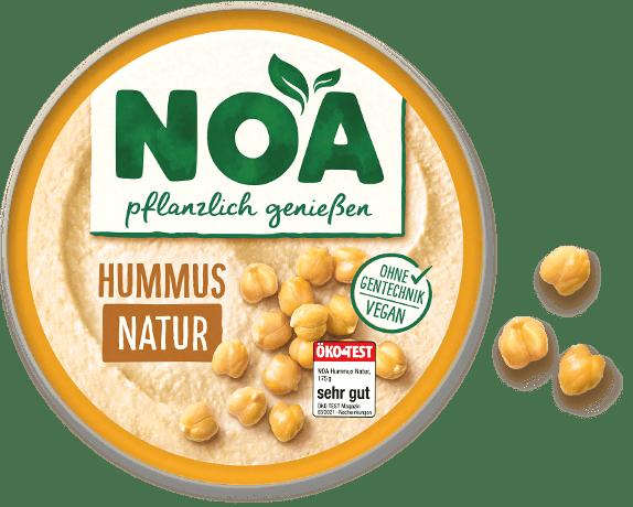 Aufstrich Hummus-Natur