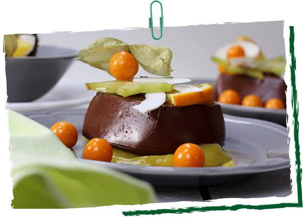 Puddingform